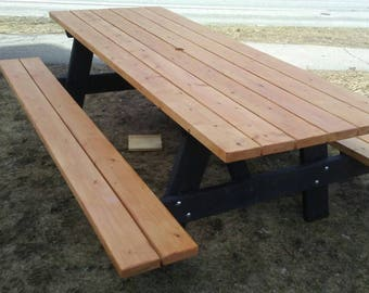Grill Table Etsy