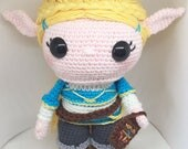 Princess Zelda BOTW croch...