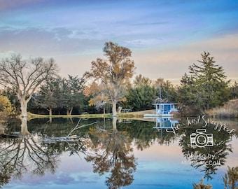Kansas Pond