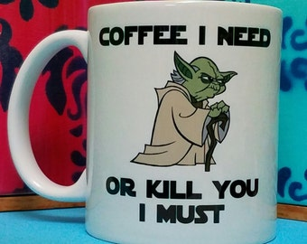 Coffee I Need Mug