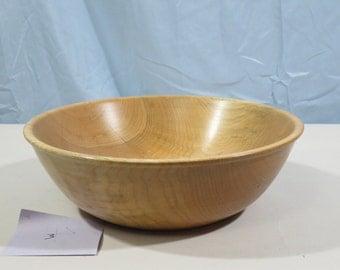 maple bowl #3