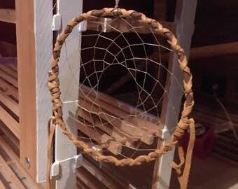 Native American handmade dreamcatcher