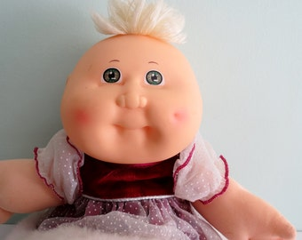 Cabbage Patch Doll Vintage Collectible doll 1982