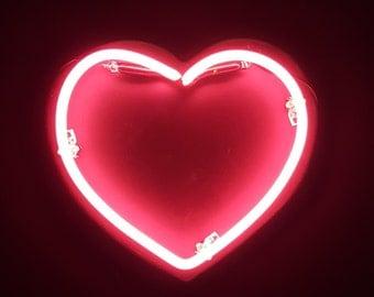 Heart of Neon