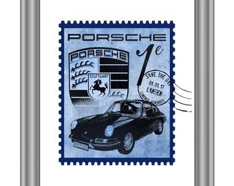 Porsche stamp 'Hall of Fame'