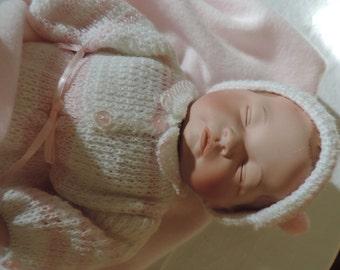 "Sleeping ""Susi"", Porcelain doll made by Ashton Drake Galleries"