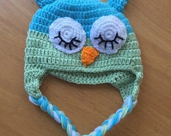 Infant winter hat