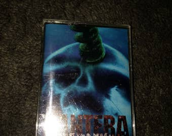 PANTERA - Far Beyond Driven cassette tape vintage 1994