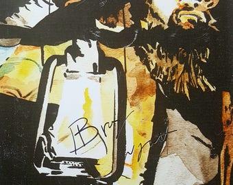 Bray Wyatt Autograph