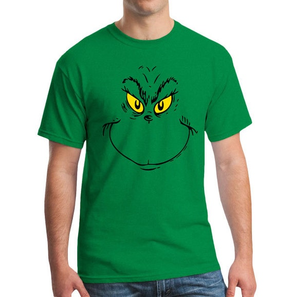 Grinch shirt