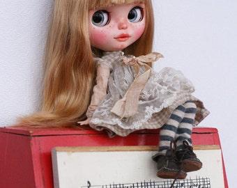 SOLD Blythe doll ooak Vanessa