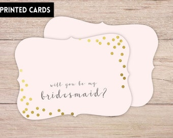 Will You Be My Bridesmaid Card, Will You be My Bridesmaid, Bridesmaid Card, gold glitter