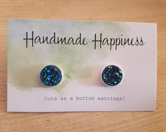 Sparkling Druzy Earrings - FREE WORLDWIDE SHIPPING