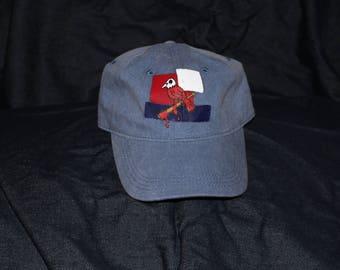 We All We Got- cardinals bird hat