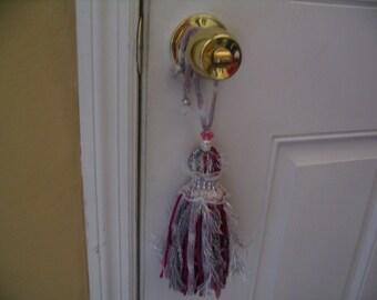 Door Know Ornament Tassel Curtain Tassel Home Decor Tassel Ornament Accent Collection #14