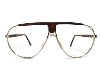 Vintage John Sterling Aviator Style Glasses