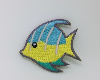 BUTTERFLY FISH patch