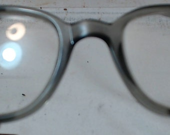 Vintage Old Motorcycle AO Antique Matsuda Sunglasses Safety Glasses Goggles WWII