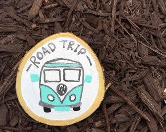 Road trip- large woodchip