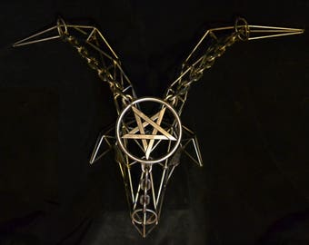 Chained Baphomet