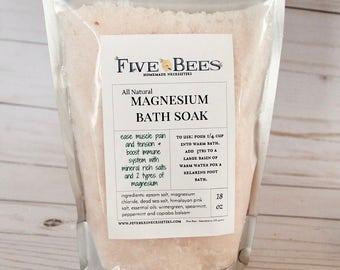 Magnesium Bath Soak