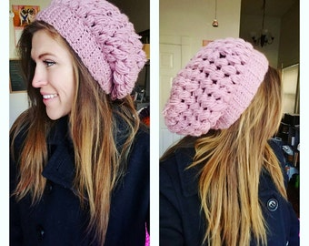 Slouchy Beanie; Slouchy Hat