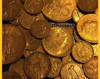 Estate Sale Old US Gold Coin ~ 1 Piece Lot ~ 2.5 ~ 5 ~ 10 ~ P,S,CC ~ Pre-1933 ~Bullion