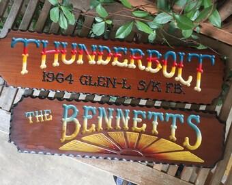 Thunderbolt or Bennetts Style