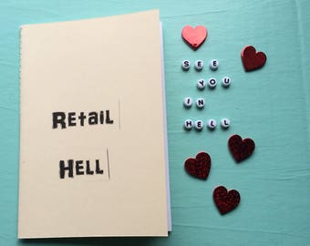 Retail Hell Zine
