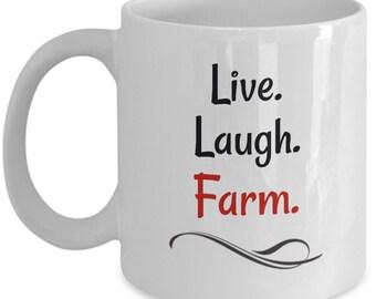 Farm Mug, Farm Gift, Farmers Coffee Mug, Farmers Mug, Farming Mug, Farm Coffee Mug, Farming Gift, Gifts for Farmers, Farm Mug, Farming Mugs