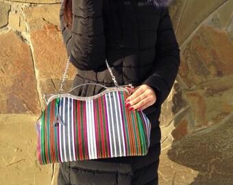 Ikat Adras Handbag