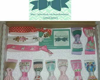 Spring bow collection