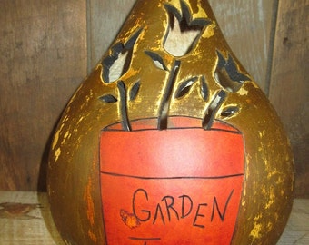 Flower Pot Gourd