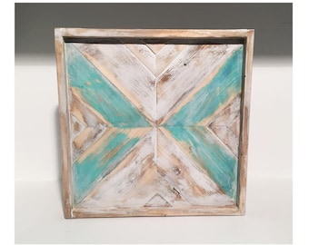 Beachy Blue Wall Hanging - 1