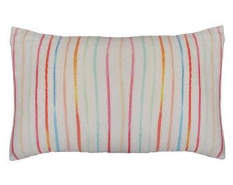 Silk Face Luxury Mulberry Silk beauty Pillowcase - Stripes