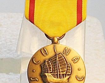 United States Marine Corps China Service Medal