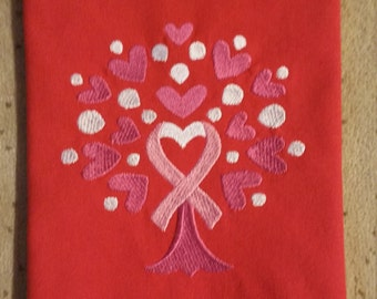 Towel of love and hope