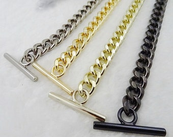 9mm gold silver gunmetal Chain Strap black purse strap handles bag hadnbag Purse Replacement Chains Purse Finished Chain straps High Quality