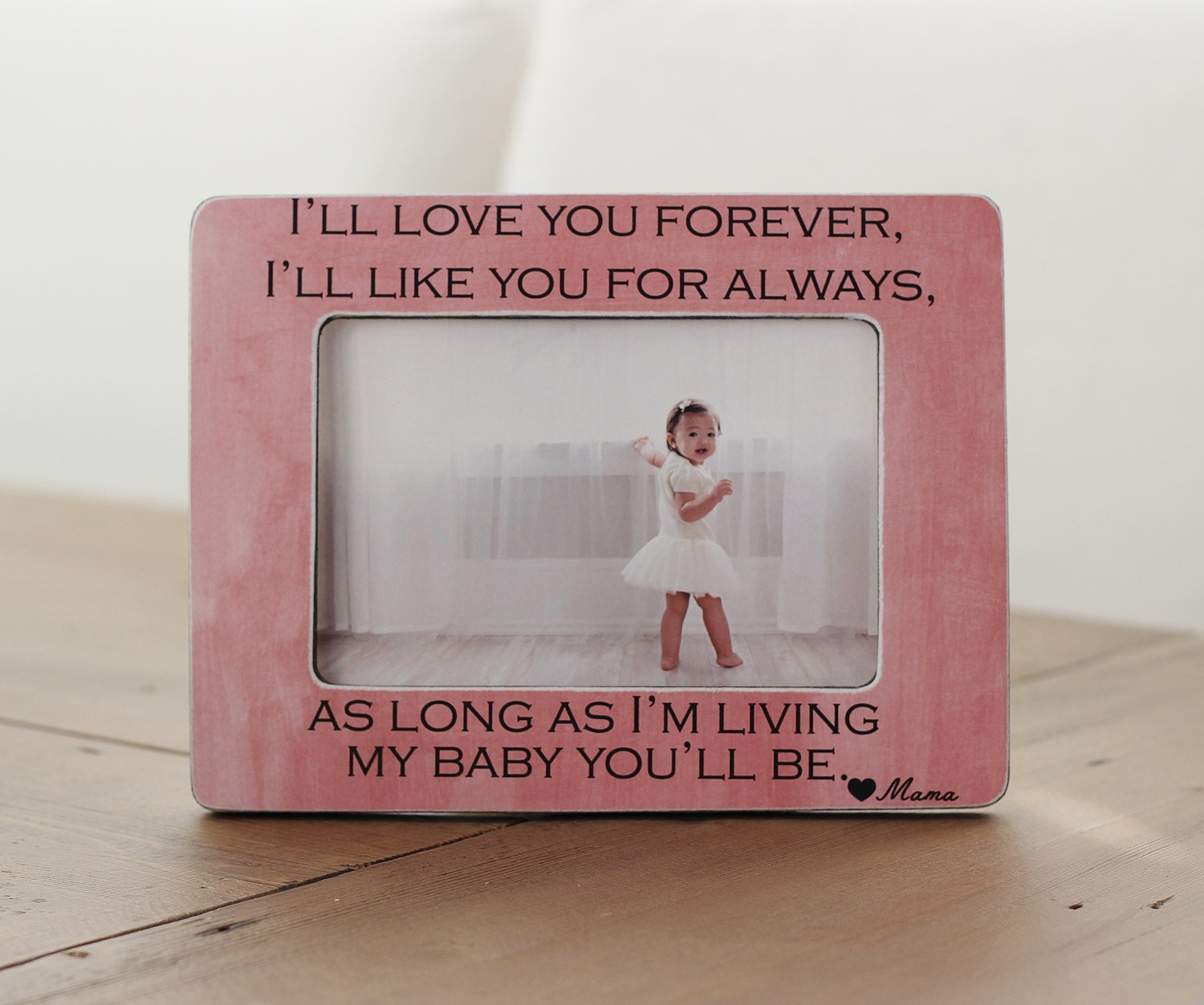 I Ll Love You Forever I Ll Like You For Always Quote