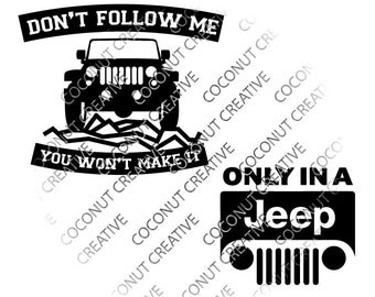 Jeep svg dfx jpg jpeg eps layered cut cutting files cricut silhouette die cut decal vinyl