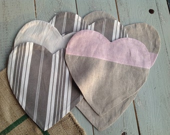 heart shaped cushion.