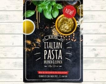 Flyer Design, Flyer, Leaflet Design, Business Flyer, Restaurant Flyer, Event Flyer, Music Flyer, Custom Design, Graphic Design, Flyers