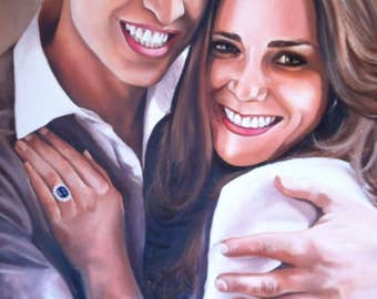 Professional artist taking orders for painting and drawing(portrait,landscape,pet,,)painting Is The best gift for birthday, anniversary ,,,