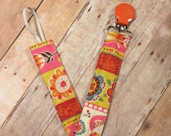 Pacifier clip, Pacifier holder