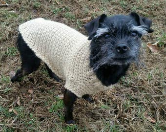 Adorable Dog Sweater