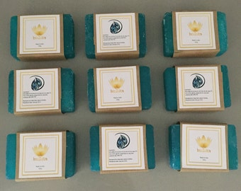 Water soap - peppermint oil