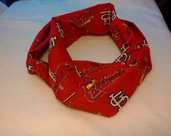 St Louis Cardinals Infinity Style Scarf