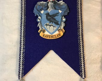 Harry Potter inspired Ravenclaw Banner