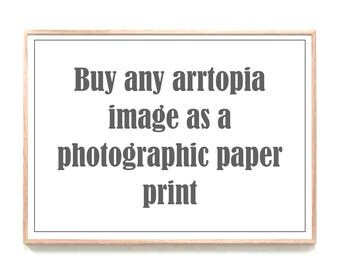 Photographic Paper Print, Any Image in My Shop as a Print, Variety of Sizes