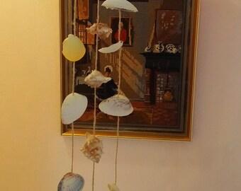 Sea shells, wall decoration
